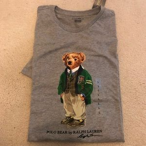 Polo Ralph Lauren Bear Tee Shirt
